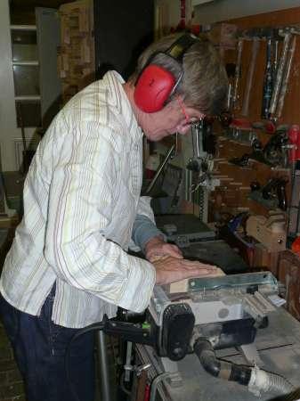 003 hout hamer