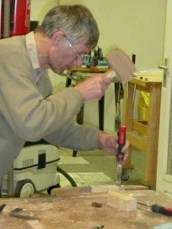 15 houten hamer