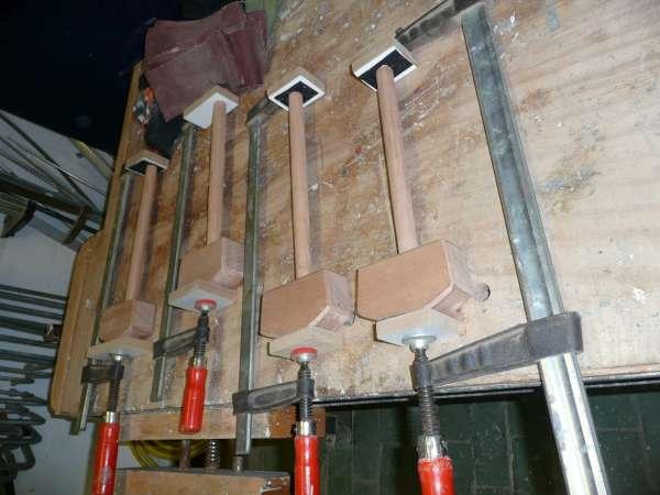 006 hout hamer