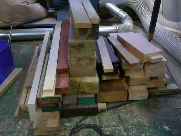 009 houtsoorten