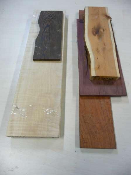 012 houtsoorten